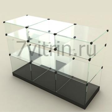 Стеклянный куб 9