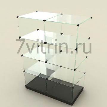 Стеклянный куб 8
