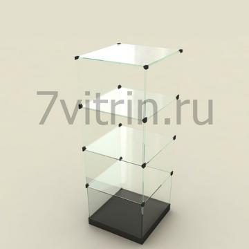 Стеклянный куб 4
