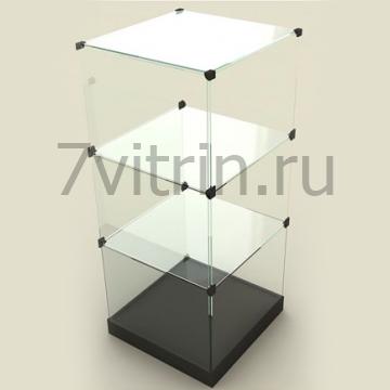 Стеклянный куб 3