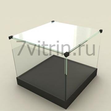 Стеклянный куб 1