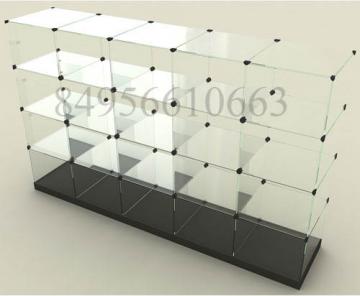 Стеклянный куб 20