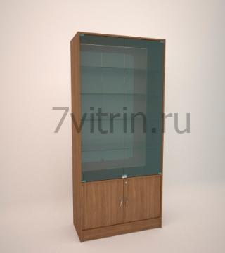 Шкаф стеклянный для аптек