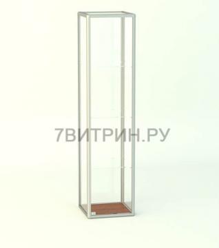 Алюминиевая витрина Малахит1 стаканчик