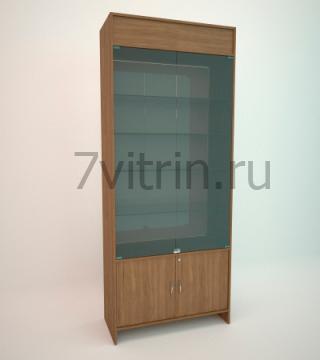 Шкаф стеклянный для аптек A113