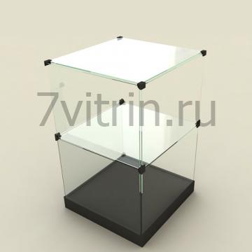 Стеклянный куб 2
