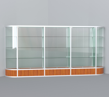 витрина для кубков 4000 мм