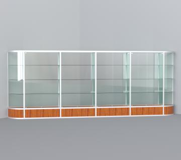 витрина для кубков 5000 мм