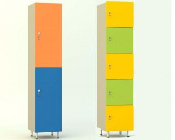 Шкафчики для фитнеса на заказ
