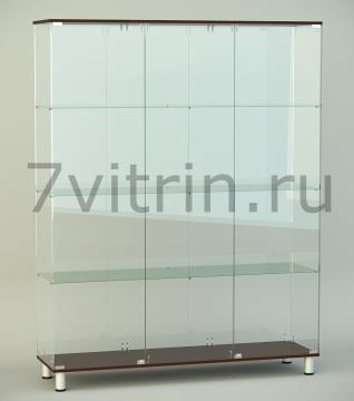 Стеклянная витрина серии СТ 5