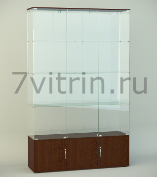 Стеклянная витрина серии СТ6