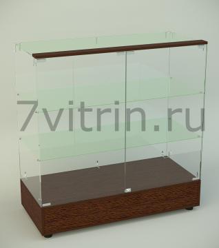 Стеклянная витрина серии СТP 3