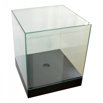 Стеклянный куб УФ 600х500х500мм