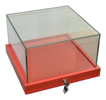 Стеклянный куб УФ 300х400х400мм ВхГхШ.