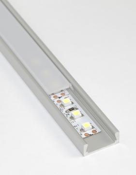 Комплект накладной подсветки холодный белый 6000К 9,6V