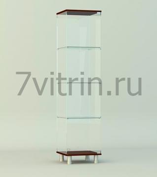 Стеклянная витрина серии СТ 1