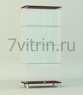 Стеклянная витрина серии СТ