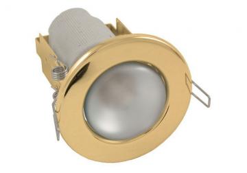 Светильник R50 золото 40Вт
