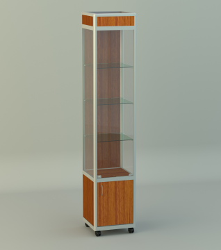 Мобильная витрина А1
