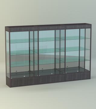 Витрина для кубков прямоугольная